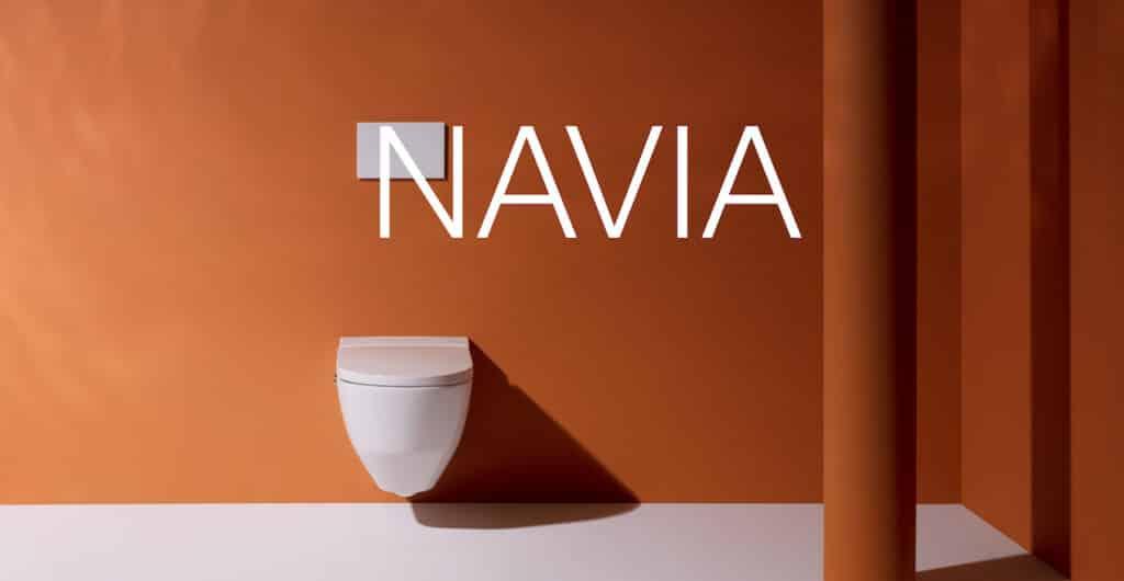 Dusch WC Laufen Cleanet Navia