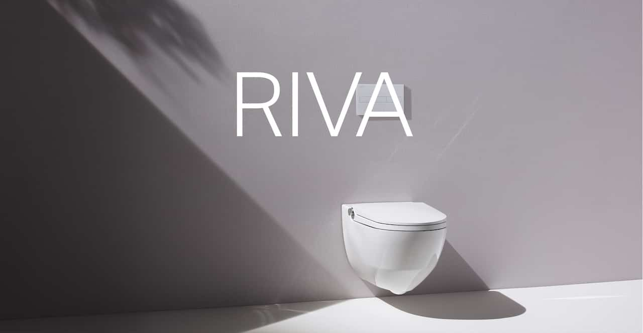 Dusch WC Laufen Cleanet Riva