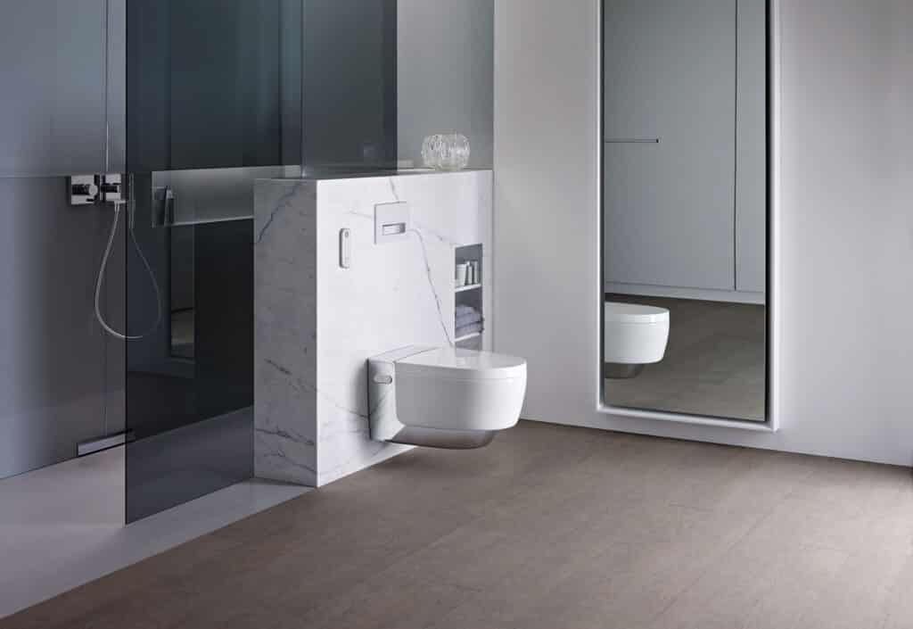 Dusch WC Geberit AquaClean Mera Classic und Comfort
